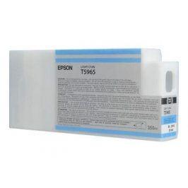 Epson T5965, Light Cyan, C13T596500 - originál