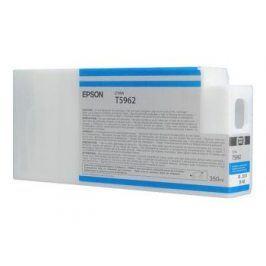 Epson T5962, Cyan, C13T596200 - originál