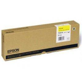 Epson T5914, Yellow, C13T591400 - originál