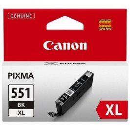 Canon CLI-551Bk, XL - originál