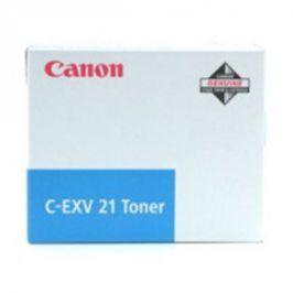Canon C-EXV 21, Cyan - originál