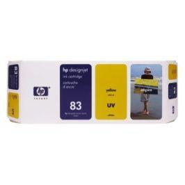 HP no. 83 - žlutá ink. kazeta, UV, C4943A