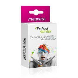 Cartridge Canon CLI-521M pro Canon Pixma MX870, magenta - kompatibilní kazeta s čipem