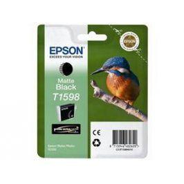 Epson T1598, Matte Black - originál
