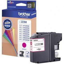 Náplň do tiskárny Brother LC-223M, Magenta - originál
