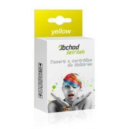 Cartridge HP CB325EE pro HP PhotoSmart D7560, Yellow - kompatibilní