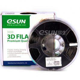 Tisková struna Esun3d CZ, ABS, 3 mm, Černá, 1kg /role, (ABS3BK1)