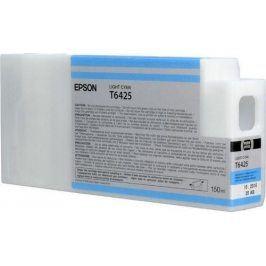 Epson T6425, Light Cyan, C13T642500 - originál
