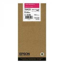 Epson T6423, Vivid Magenta, C13T642300 - originál