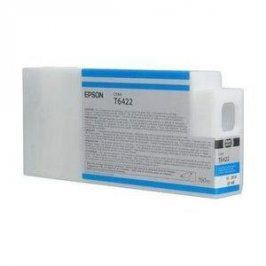 Epson T6422, Cyan, C13T642200 - originál