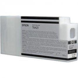 Epson T6421, Photo Black, C13T642100 - originál