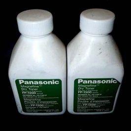 Panasonic originální toner FQ-T10C, black, Panasonic FP-1300, 1500, 1520, 2500, 2520, 2526, 2600, 100g