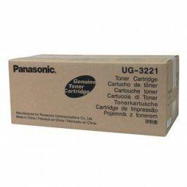 Panasonic originální toner UG-3221, black, 6000str., Panasonic Fax UF-490, UF4 100