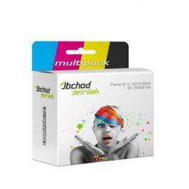 Náplně do tiskárny Epson T1306 pro Epson Stylus Office BX535 WD - kompatibilní MULTIPACK, T1301, T1302, T1303, T1304