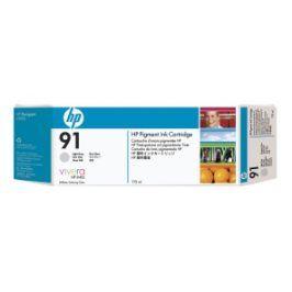 HP no 91 - sv. šedá ink. kazeta - 3 pack, C9482A