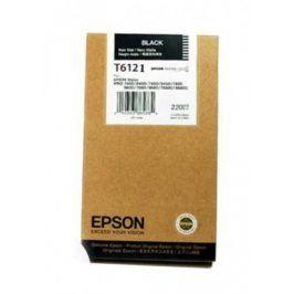 Epson T6121, Photo Black, C13T612100 - originál