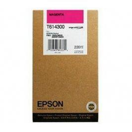 Epson T6143, Magenta, C13T614300 - originál