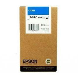 Epson T6142, Cyan, C13T614200 - originál
