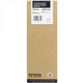 Epson T6141, Photo Black, C13T614100 - originál