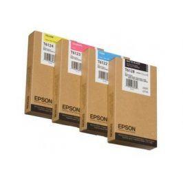 Epson T6128, Matte Black, C13T612800 - originál