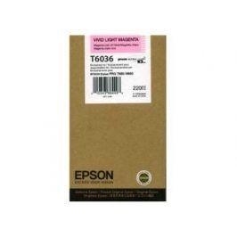 Epson T6036, Vivid magenta, C13T603300 - originál