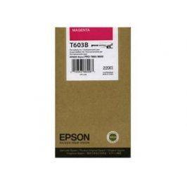 Epson T603B, Magenta, C13T603B00 - originál