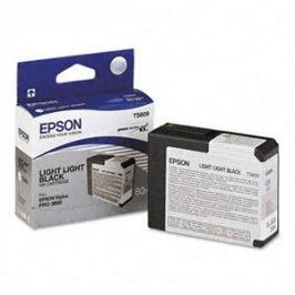 Epson T5809, Light Light Black, C13T580900 - originál