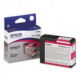 Epson T5803, Magenta, C13T580300 - originál