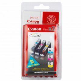 Canon CLI-521 C/M/Y - originál
