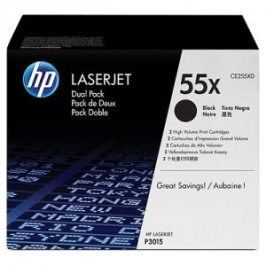HP CE255XD - 2 pack - originál