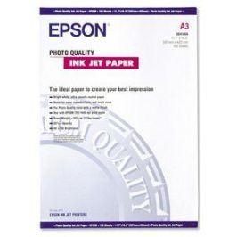 EPSON A3,Photo Quality Inkjet Paper (100listů)