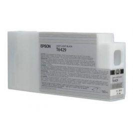 Epson T6429, Light Light Black, C13T642900 - originál