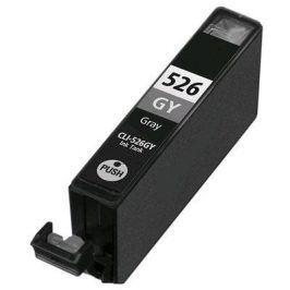 Náplň do tiskárny Canon CLI-526GY pro Canon Pixma MG6250 - kompatibilní kazeta s čipem