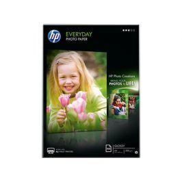 Fotopapír HP Everyday Photo, A4, 200g, pololesklý, 100 listů - HP Q2510A