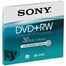 Média DVD+RW DPW-30A SONY pro DVD kamery, 8cm