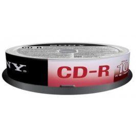 Sony CD-R 10ks cakebox