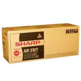 Toner Sharp AR-310 LT, černý, 25.000 stran - originál