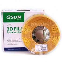 Tisková struna Esun3d CZ, ABS, 1,75 mm, Gold, 1kg /role, (ABS175GO1)