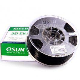 Tisková struna Esun3d CZ, ABS, 1,75 mm, Black, 1kg /role, (ABS175BK1)