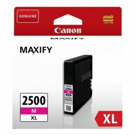 Náplň do tiskárny Canon PGI-2500 M, Magenta XL, 9266B001 - originál