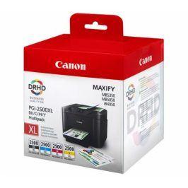 Náplň do tiskárny Canon PGI-2500 BK/ C/ M/ Y, Multipack XL, 9254B004 - originál