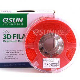 Tisková struna Esun3d CZ, HIPS, 3 mm, Červená, 1kg /role, (HIPS3RD1)