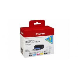 Canon PGI-550 + CLI-551 C/M/Y/BK/GY, multipack - originál