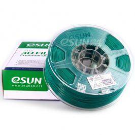 Tisková struna Esun3d CZ, PLA, 3 mm, Zelená, 1kg /role, (PLA3GN1)