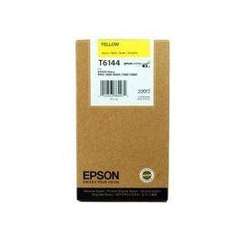 Epson T6144, Yellow, C13T614400 - originál