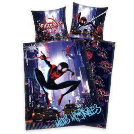 Herding povlečení Spiderman into the Spider-Verse 135x200/80x80 cm