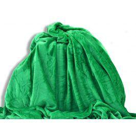 Homeville deka mikroplyš 150x200 cm zelená
