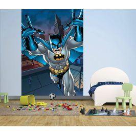 1Wall fototapeta Batman si jde pro tebe 158x232 cm