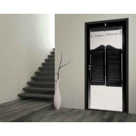 1Wall fototapeta Křídlové dveře 95x210 cm