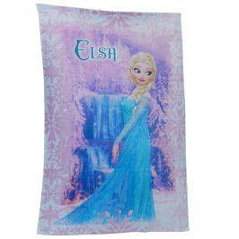 CTI Osuška Frozen (Ledové království) Elsa Cascade 70x120 cm